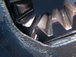 differential gear detail by vw1956stock