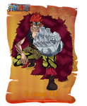 Eustass Kid by orochimarusama1