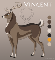 Vincent Reference by ripple09