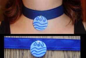 Katara Costume Necklace by supermutts