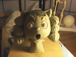 sculpting_cat by WindOfSmile