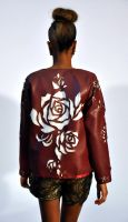 Rose Jacket by LouSasa