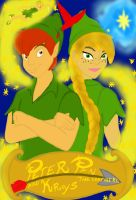 Peter Pan And Krys by Maygirl96