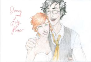 Lily and James' Wedding by burdge