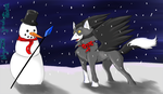 Christmas by MedalWolf