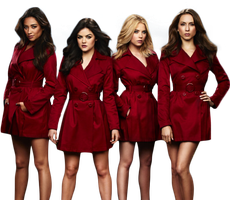 Pretty Little Liars PNG HQ #3 by ValeVelez-222