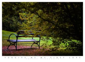 Forgive Me My First Love by UrbanRural-Photo