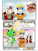 Naruto Training by Sweet-Hope