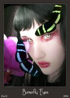Butterfly Eyes by docx