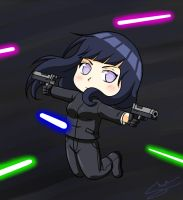 Secret Agent Hinata by Silent-Shanin