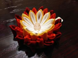 Fire Lotus by 13thMuse