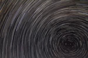 Star trail by frenchbear