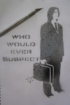 Who Would Ever Suspect male by sullt