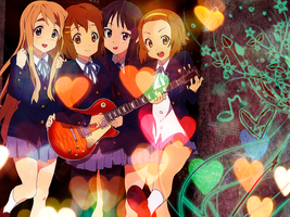 K-On - Super Moe Musical by brutal-bianca