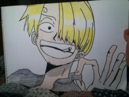 Sanji by xX-Animelover98-Xx