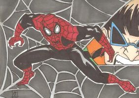 Superior Spider-Man SC by Elvatron