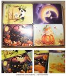 Chubbanimals Postcards Vol 2 by trenchmaker