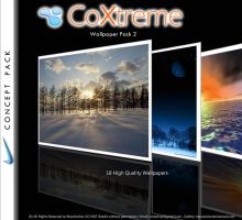 CoXtreme Wallpaper Pack 2 CE by maoractive