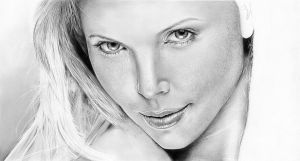 Charlize Theron WIP 5 by Lorelai82