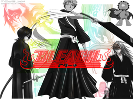 Bleach wallpaper by yamanachan