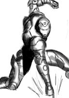 ironman sketch by AtL-eAsTwOoD