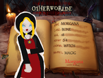 Otherworlde RP Group Application: MORGANA by XxChiyuuxX