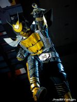 Lets Go Rider Sting by hellsign