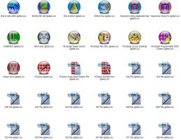 Embroidery-Stitch Apps Icons by jamest