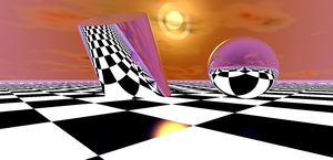 Aliens ruin chess game, Community outraged. by celsiusrising