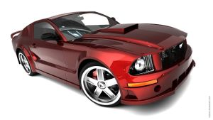 Ford Mustang GT by mpt1st