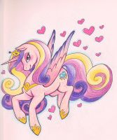 Princess Cadence by Sovemis