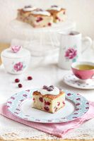 Cranberry cake by kupenska