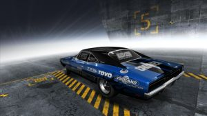 Dodge Charger R/T 3 (NFS:Pro Street) by evaldasmix