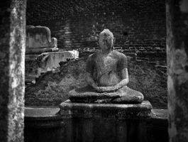 Timeless Buddha by Roger-Wilco-66