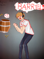 I colored in pewds ~~ by Canadagirlhetalia