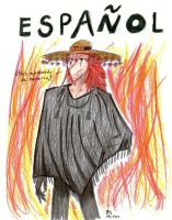 Spanish by Omicheese
