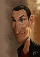 Ninth Doctor by yoeh