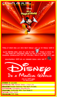 Mickey Mouse Journal CSS by AESD