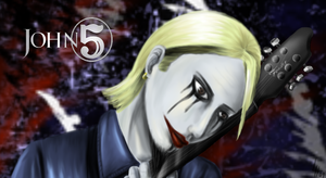 John 5 by Laknea