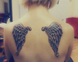 . Ashlee Earned Her Wings . by AshleeTheBrokenAngel