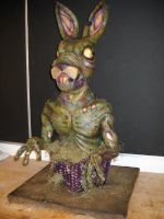 Feaster Animatronic Rabbit by JPattonFX