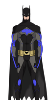 Dick Grayson Batman YJ Concept by Bobkitty23