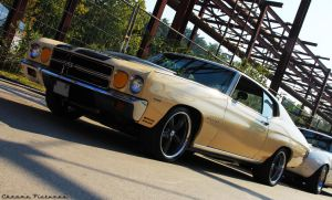 Chevrolet Chevelle by AljoschaThielen