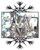 ACEO Trade: Nox the Mimel by Xeehsl
