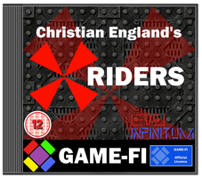 X Riders Game-Fi Cover by LevelInfinitum