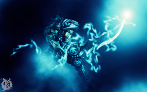 Tryndamere by bli08