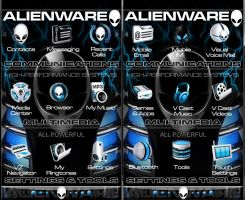 The Alienware Theme by JuiceMan016