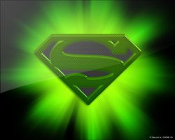 Superman Kryptonite Power by X3lectric