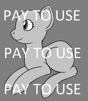 Pay To Use by DoodleBug-Adoptable