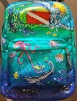 Under the Sea backpack by Artstravaganza